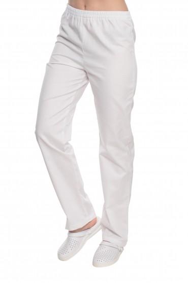 Spodnie na gumie -zabiegowe...