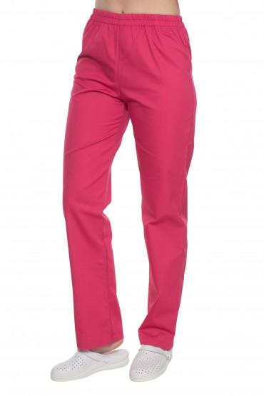 Spodnie zabiegowe-kolor...