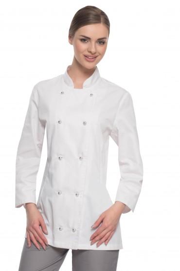 Bluza kucharska 2-rzędowa .