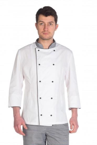 Bluza kucharska 2-rzędy...